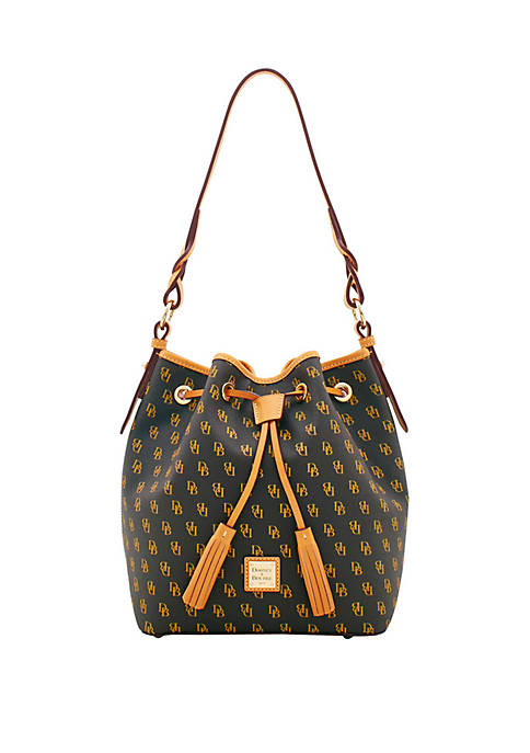 Signature Tasha Drawstring Bag