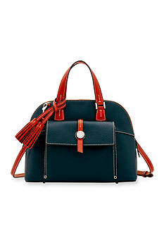 Dooney & Bourke Cambridge Zip Satchel