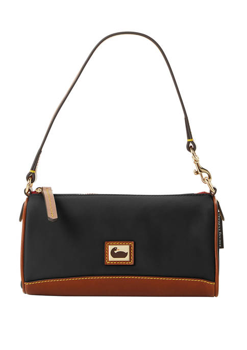Dooney & Bourke Wayfarer Nylon Small Barrel Bag