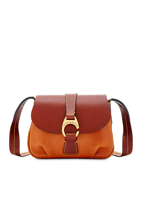 Dooney & Bourke Florentine Small Flap Crossbody