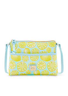 Dooney & Bourke Limone Ginger Pouchette Crossbody