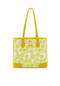 Dooney & Bourke Limone Richmond Shopper