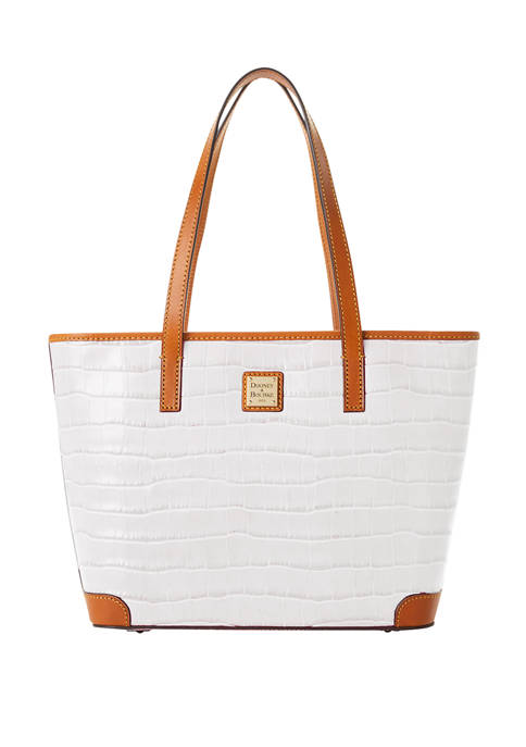 Croco Charleston Tote