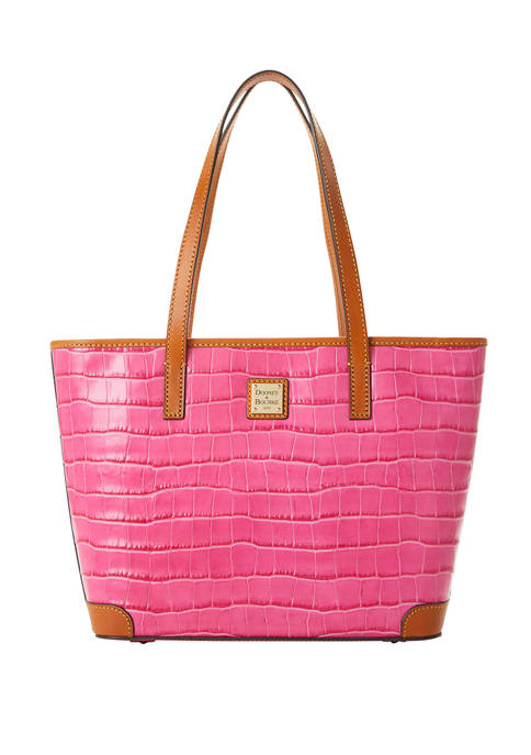 Dooney & Bourke Croco Charleston Tote