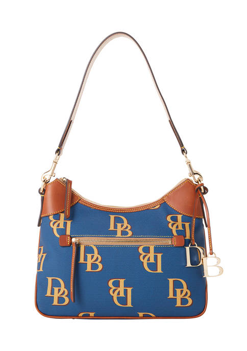 Dooney & Bourke Monogram Hobo Bag