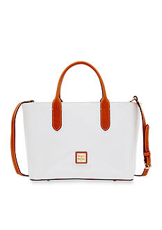Dooney & Bourke Patent Leather Brielle Tote