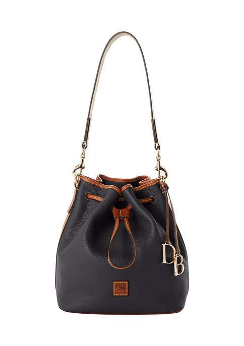 Dooney & Bourke Pebble Drawstring Bag