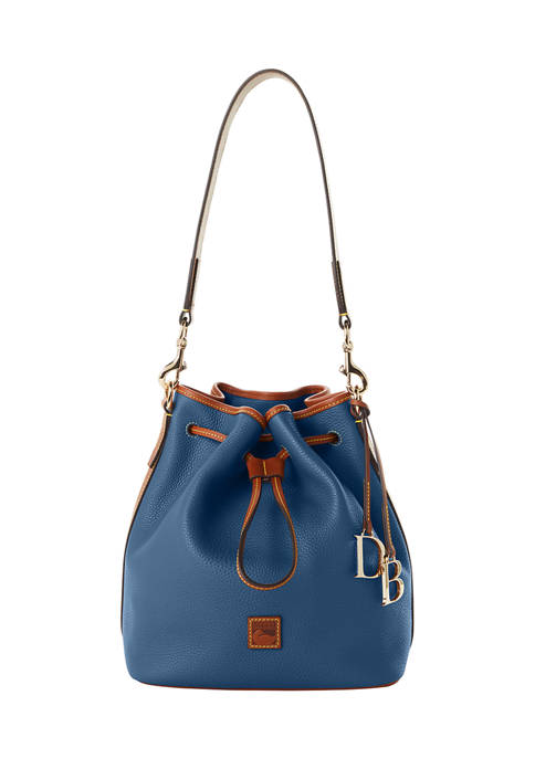 Dooney & Bourke Pebble Drawstring Bag