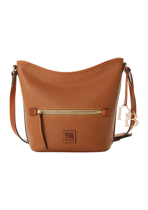 Pebble Zip Sac Crossbody