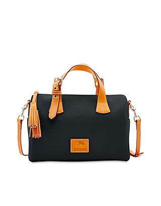 2a62740cd9 Dooney & Bourke Patterson Leather Kendra Satchel | belk