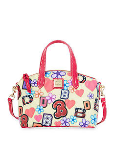 Dooney & Bourke Varsity Ruby Bag