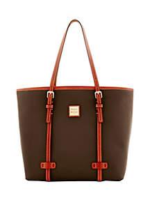 Pebble East/West Shopper Bag
