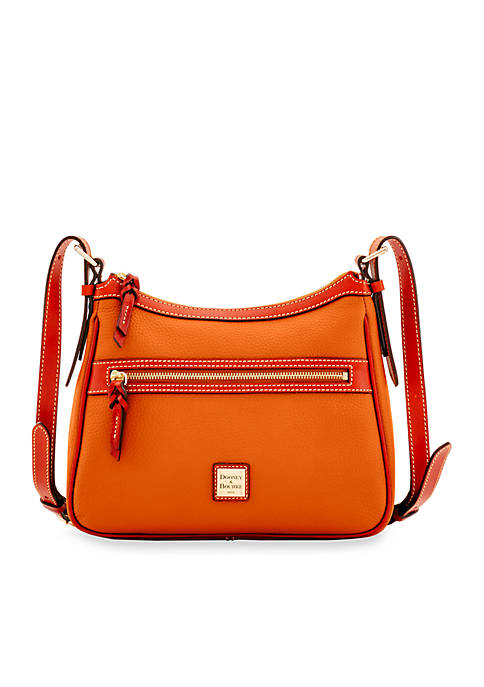"Dooney & Bourke Pebble ""Piper"" Convertible Crossbody"