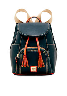 Pebble Leather Medium Murphy Backpack