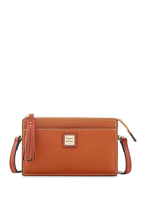 Dooney & Bourke Pebble Gingy Crossbody Bag