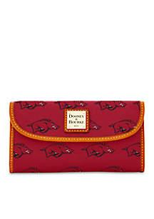 Dooney & Bourke Arkansas Clutch Wallet