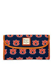 Auburn Clutch Wallet