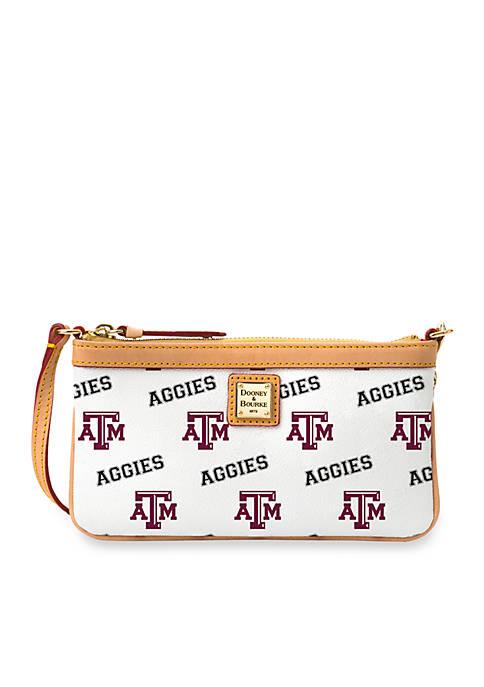 Texas A&M Wristlet