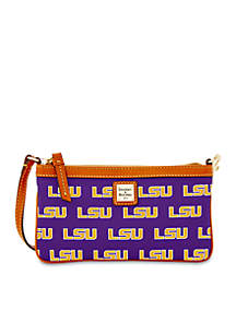 LSU Wristlet