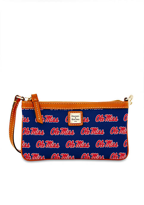 Dooney & Bourke Ole Miss Wristlet