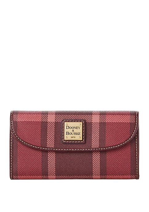 Continental Clutch Bag