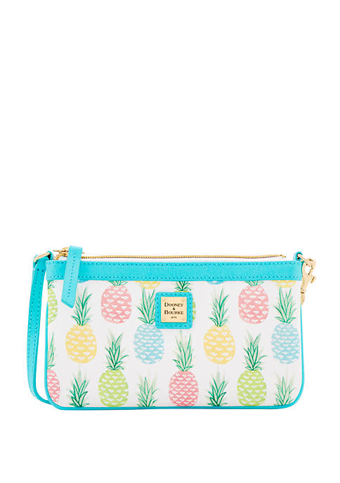 Dooney & Bourke Tiki Large Slim Wristlet