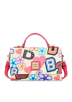 Dooney & Bourke Varsity Small Mimi Crossbody Clutch