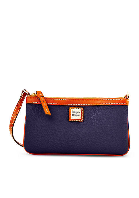 Dooney & Bourke Leather Slim Wristlet