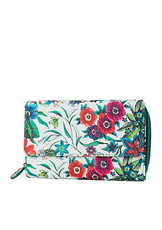 Mundi Floral Blaze Big Fat Wallet