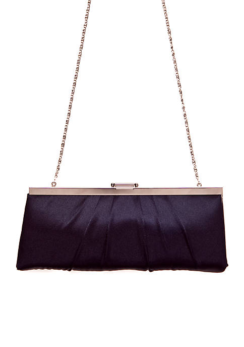 JESSICA MCCLINTOCK East West Frame Evening Handbag