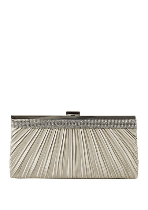 JESSICA MCCLINTOCK Laura Clutch
