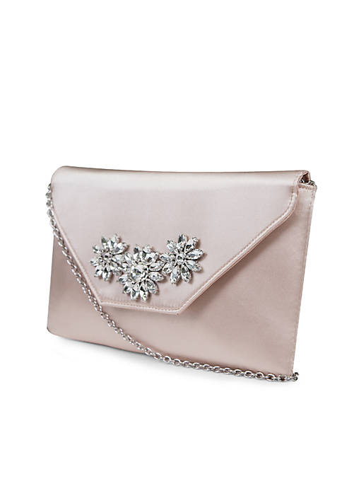 JESSICA MCCLINTOCK Riley Envelope Clutch