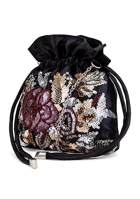 Victoria Drawstring Bag