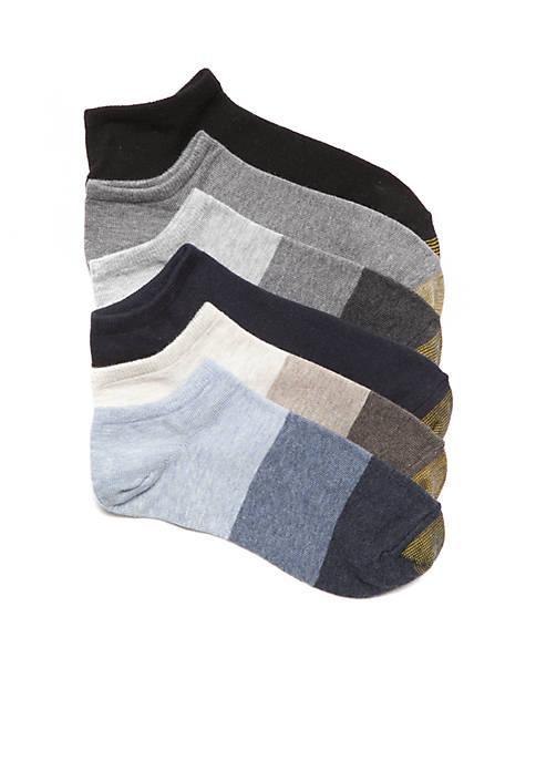 Jersey Liner 6-Pair of Socks
