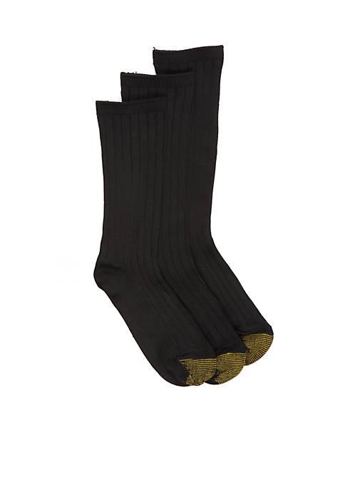 Gold Toe® Ultra Soft Crew Socks