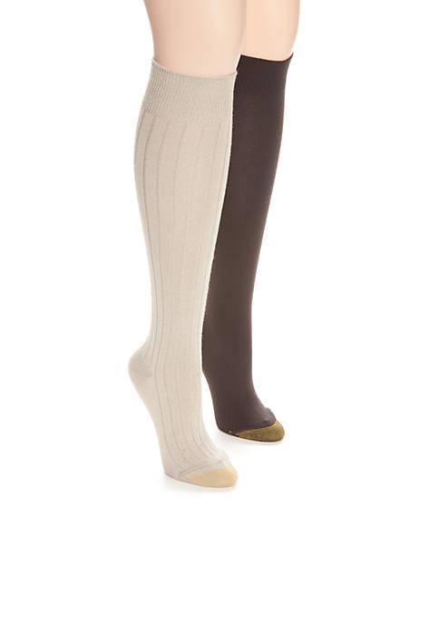 Gold Toe® Ultra Soft Knee High Socks