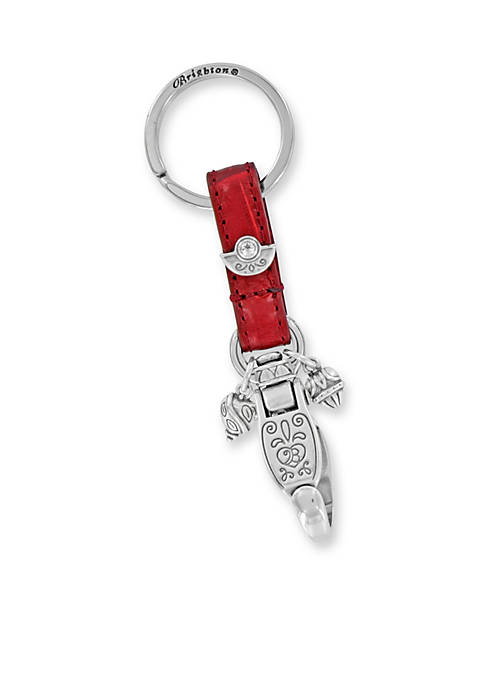 Brighton® Charter Valet Keychain