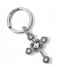 Brighton® Alcazar Cross Keychain