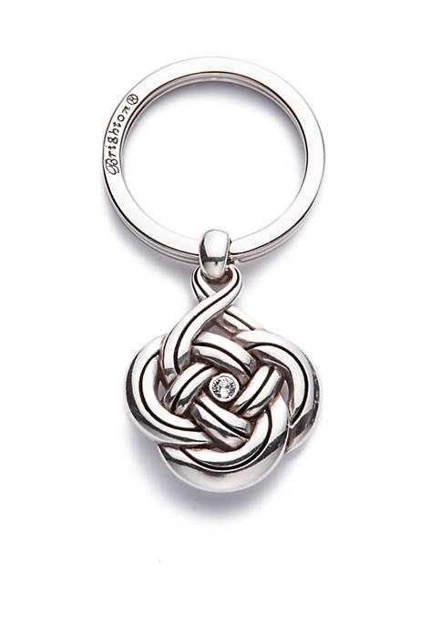 Brighton® Flower Interlock Keychain