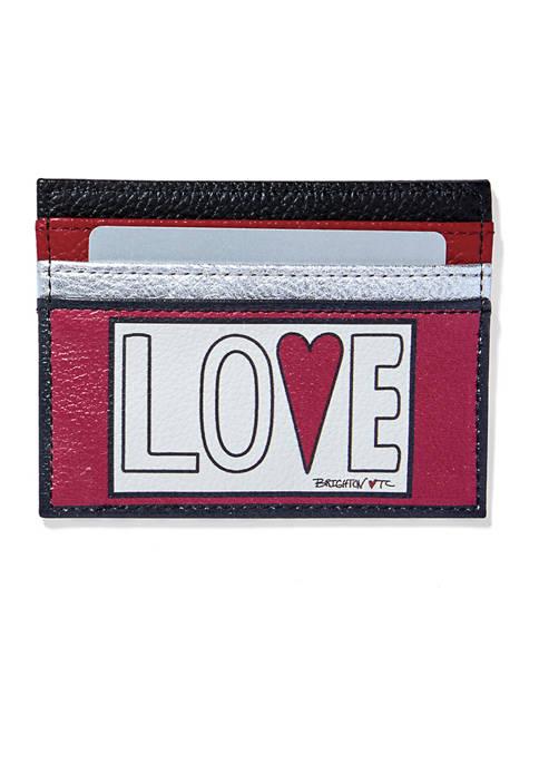 Brighton® Look Of Love Card Case