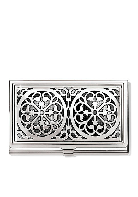 Brighton® Ferrara Metal Card Case