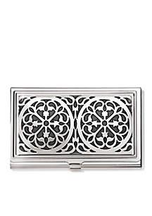 Ferrara Metal Card Case