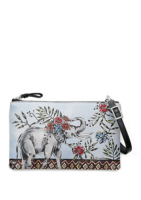 Brighton® Africa Ellie Crossbody