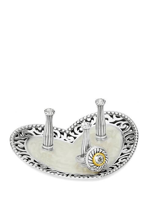Lacie Daisy Three Ring Holder