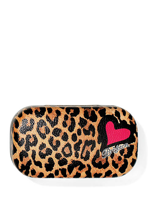 Brighton® Leopard Mini Box