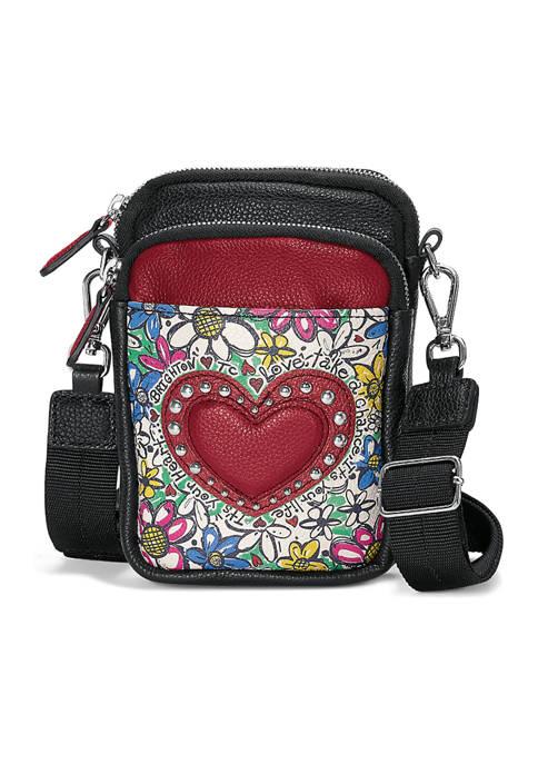 Scribble Garden Mini Utility Bag