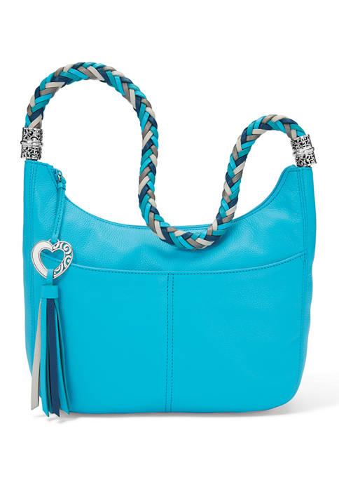 Brighton® Barbados Zip Top Hobo Bag