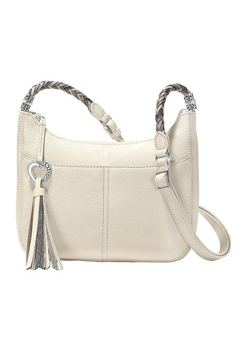 BRIGHTON Baby Barbados Cross Body Hobo Bag