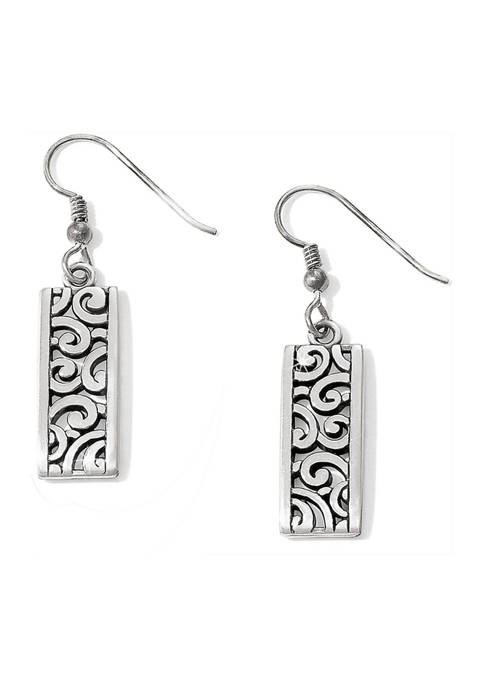 Brighton® Deco Lace French Wire Earrings