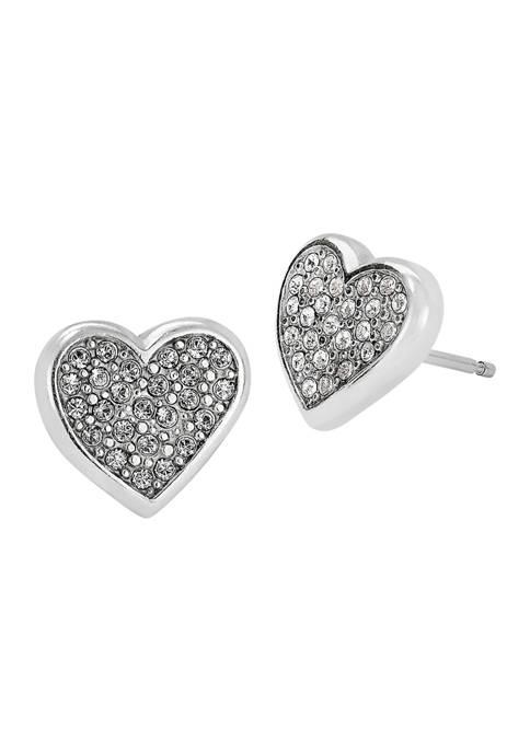 Eden Hearts Mini Post Earrings